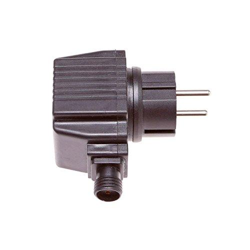 CLGarden Transformateur 12V AC avec 800mA (9.6VA / 9.6W) adapté à la pompe de fontaine SP1