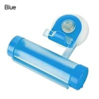 Kicode 2 Pack Plastique Roulant Tube Squeezer Utile Dentifrice Squeezer et Cintre Gadget