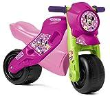 FEBER Famosa 800008369 Motofeber 2 - Disney Minney Mouse Laufräder für Kinder von 3 bis 5 Jahren
