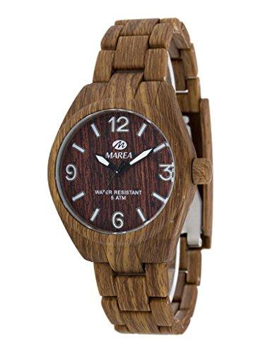 Marea Damen Analog Uhr mit Silikon Armband B35298/4