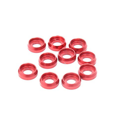 VIDOO 10Pcs Alzrc Devil 380 420 465 450L x360 Rc Helicopter Parts M2.0 Screw Washer Rot -
