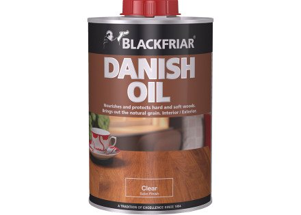 Blackfriar Danish Oil - 2.5 Litre by Blackfriar -