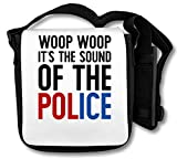 Woop Woop It's The Sound of The Police Schultertasche