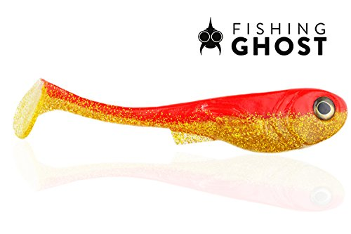 XL Lure GrumpyOne Fishing Ghost 55gr, 18cm appâts de...