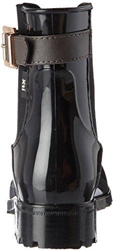 XTI 030500, Stivali di Gomma Donna nero (nero)
