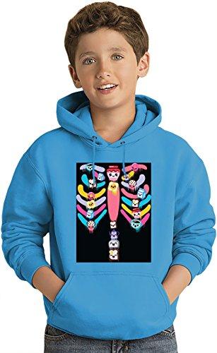 bones-kawaii-drip-kids-sweat-shirt-a-capuche-leger-lightweight-hoodie-for-kids-80-cotton-20polyester