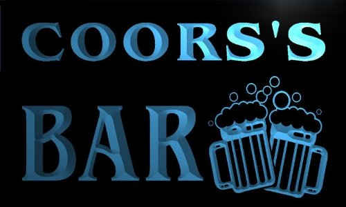 w069672-b-coors-name-home-bar-pub-beer-mugs-cheers-neon-light-sign