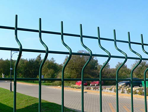 Pannelli rete elettrosaldata Betafence Bekafor Essential per recinzioni cm 200 varie altezza (H 103 cm)