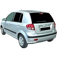 Auto Protección Solar Hyundai Getz de 5 2002 & # x25ba; 2009 # 26125 -