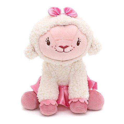Doc McStuffins Lambie 18 cm mini bean bag plush toy Disney Junior