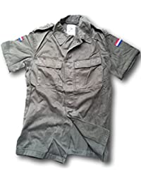 Dutch Army Issue BDU Shirts,Short and Long Sleeve