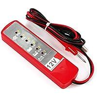 All Ride 871125226295 Comprobador de Batería 12 V