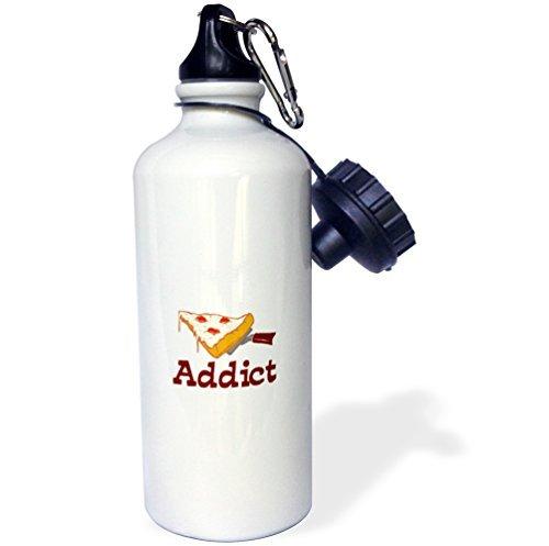 statuear-pizza-addict-aluminum-20-ounce-600ml-sports-water-bottle-gift