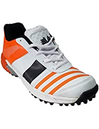 Vijayanti V-OC99 Orange Cricket Shoes