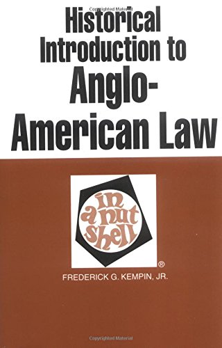 historical-introduction-to-anglo-american-law-in-a-nutshell-nutshell-series