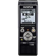 Olympus WS-853 Riproduttore e Registratore Audio Stereo MP3, 8 GB, Nero