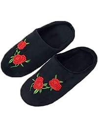 Donna Pantofole Ultima it Scarpe Amazon Settimana Da aqpYEC