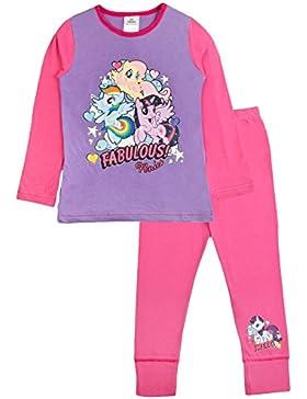 My Little Pony Pijama para niñas, tallas 1–10años