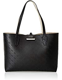 Guess Damen Bobbi Tote, 42.5x27x12.5 Centimeters