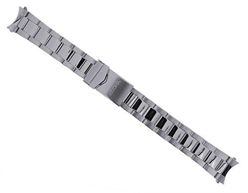 Adora Ersatzband | 18mm silberfarben für Armbanduhr KU5022 KU5024