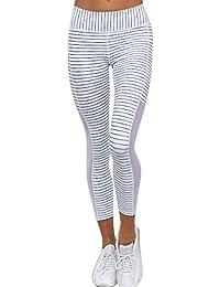 ef1318c42751e Levifun Pantalones Yoga Mujeres Polainas Deportivas Mujer