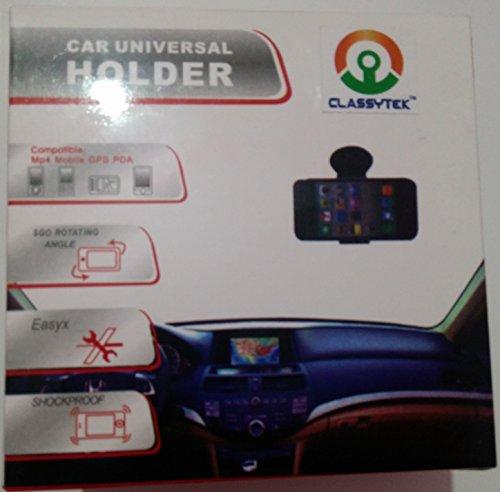 ClassyTek Mobile Holder Mount Bracket Holder Stand for Car (Colour May Vary)