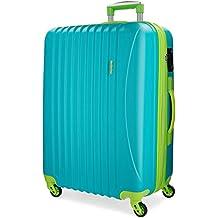 Movom 5369356 Picadilly Maleta, 77 cm, 112 Litros, Azul