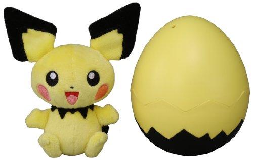 Pocket Monsters T-01 Pokemon Egg Soft Toy [Pichu]