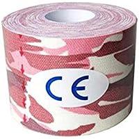 Swallowuk Premuim Kinesiologie Tape Elastic Muscle Tape 100% Gewebte Baumwolle, Wasserresistent, Neue Klebeformel... preisvergleich bei billige-tabletten.eu