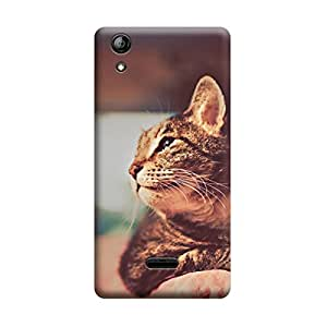 CaseLite Premium Printed Mobile Back Case Cover With Full protection For Micromax Canvas Selfie 2 Q340 (Designer Case)