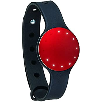 Misfit Wearables Fitness und Sleep Monitor Shine Activity, Rot, One size, SH0FZ