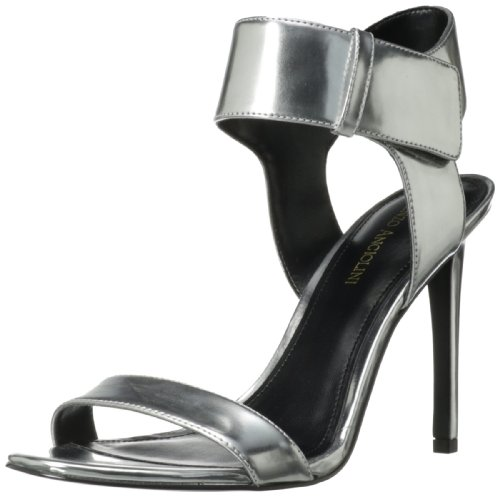 Enzo Angiolini Brodee Synthétique Sandales silver