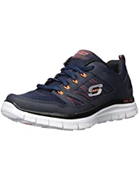 5db41194f49d6b Amazon.co.uk  Skechers - Trainers   Men s Shoes  Shoes   Bags