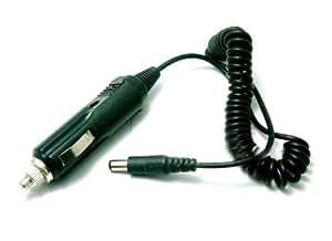 Top Led 5,5 X 2,1 mm Dc Connecteur Led voiture cordon Allume cigare chargeur câble 1,2 m
