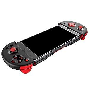 Vernwy Drahtlose Bluetooth-Gamepad Mit Teleskopfunktion Zur Unterstützung Von Mobiltelefonen Bis 6.2 Zoll.