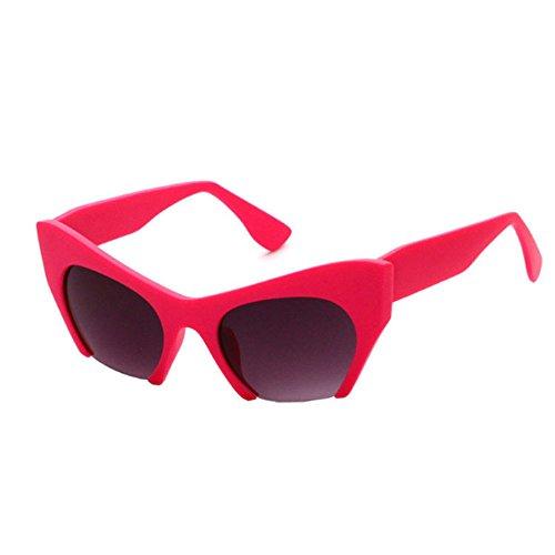 c4332bc928 Luziang Sexy Cat de Gafas de Sol Gafas Marco Moda Tendencia Gafas Mujer  Gafas de Sol