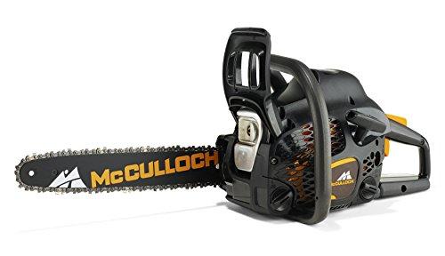 McCulloch 00096-73.206.01 CS42S Motosierra de gasolina con motor de 1500 W de potencia,...