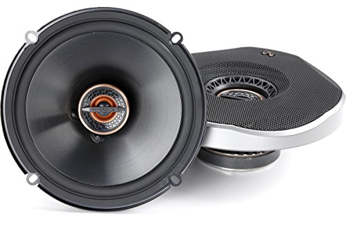 Infinity ref-6522ex shallow-mount 6–1/5,1 cm Koaxial Auto-Lautsprecher (Infinity Car-audio-lautsprecher)