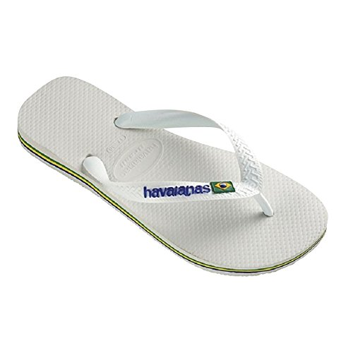 Havaianas - Claquettes/Tongs/Sabots - tongs brasil logo - Taille 43/44