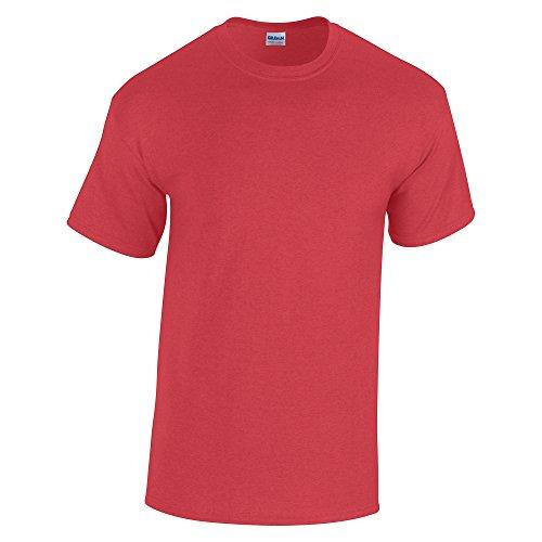 GILDAN T-Shirts 5000L GD Msy T Orange S