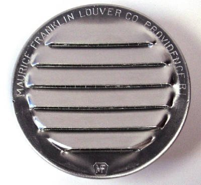MAURICE FRANKLIN LOUVER RL-100 1 Mill Mini Louver , 1 by Maurice Franklin Louver