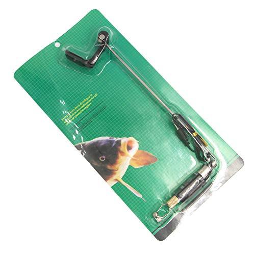 Sarpico Angeln Bissanzeiger Kleiderbügel Swinger LED beleuchtet Anzeige Bissanzeiger Durable Fishing Tools Zubehör