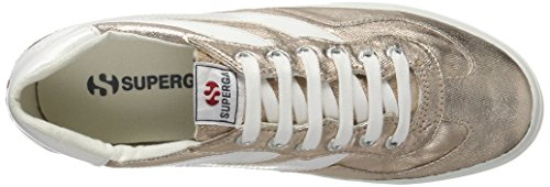 Superga 2832 Cotmetu, Sneaker Donna Rosa (Rose Gold)