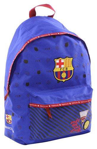FC Barcelona 490–811943cm Wir sind Barcelona Rucksack (groß) (Barcelona Gym Sack)