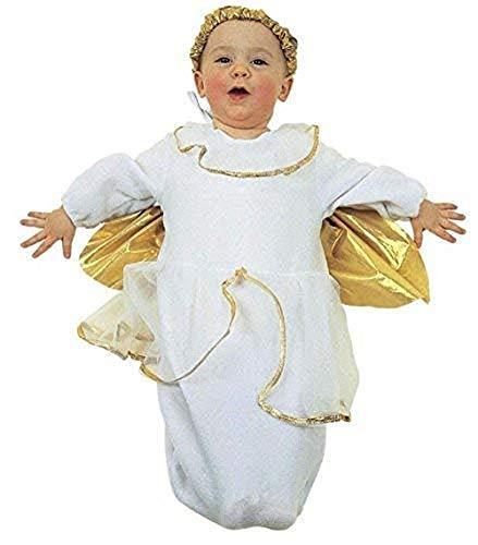 (WIDMANN Kostüm - Engelchen - 0 - 9 Monate. Verkleidung - Karneval - Halloween - Kinder - Kinder - Mädchen - Unisex)