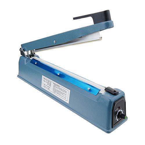 PrimeMatik - Impuls Schweißgerät Metall Gehäuse Taschen Verschweißen 30 cm 300 mm