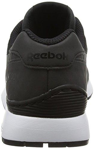 Reebok Gl 6000 HM Tech, Sneakers Basses Homme AQ9817_41 EU_Black/White