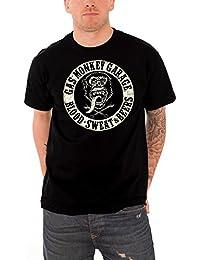 Gas Monkey Garage - Camiseta - Manga corta - Hombre
