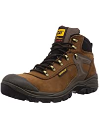 Caterpillar Inherit St S1P SRC P718778, Chaussures de Sécurité Homme, Noir (Black), 43 EU
