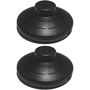In line foot press switch for floor lamp for 2 or 3 core flex 2 pack foot pedal switch black 2 or 3 core round in line foot press switch for standing and floor lamp table lights line switch aloadofball Choice Image